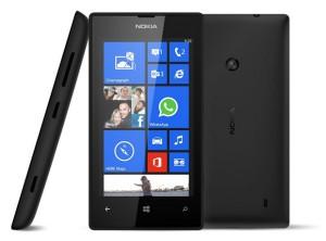 microsoft lumia 435 dual sim black czarny back tył czarna smartfon